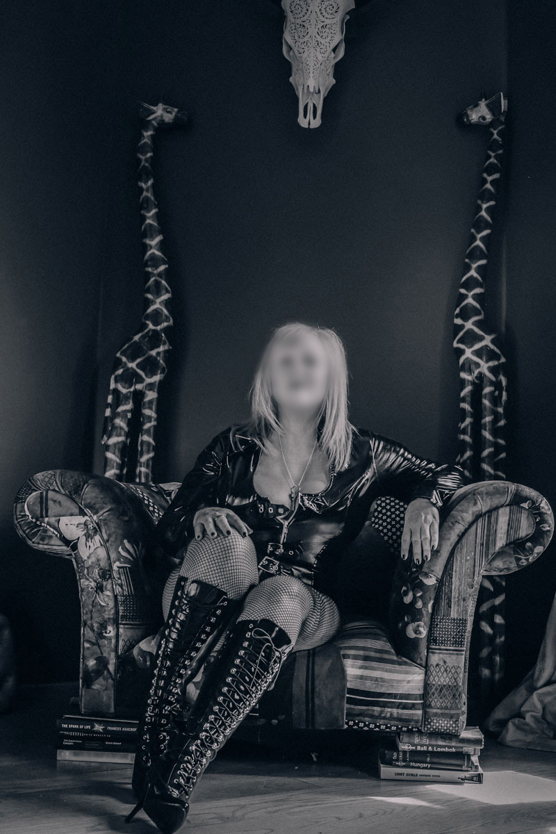 Professional Dominatrix in Bristol and south west England